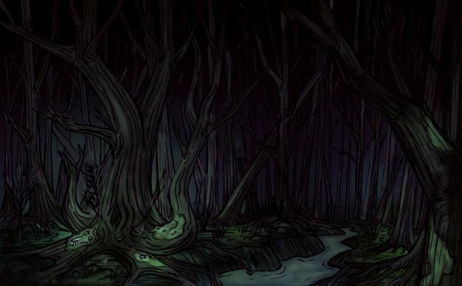 forest by dave mallon